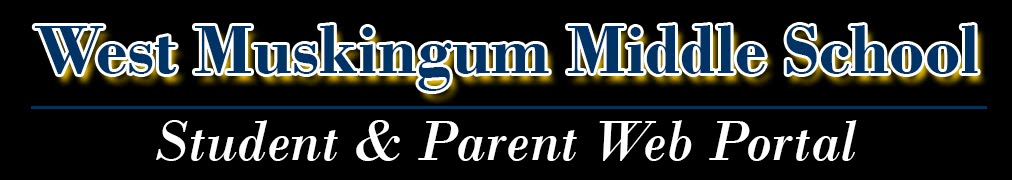 Middle School Student Parent Web Portal